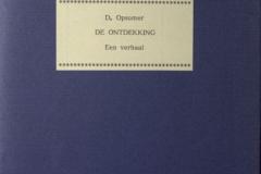 Opsomer - De Ontdekking