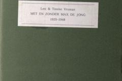 Vroman - De Jong